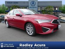 2020_Acura_ILX_Base_ Falls Church VA