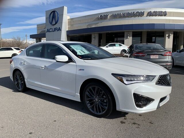 2020 Acura ILX w/Premium/A-Spec Pkg Salt Lake City UT