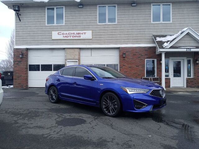 2020 Acura ILX w/Technology/A-Spec Pkg East Windsor CT