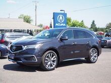2020_Acura_MDX_3.5 Advance_ Salem OR