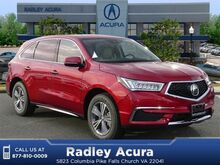 2020_Acura_MDX_3.5L SH-AWD_ Falls Church VA