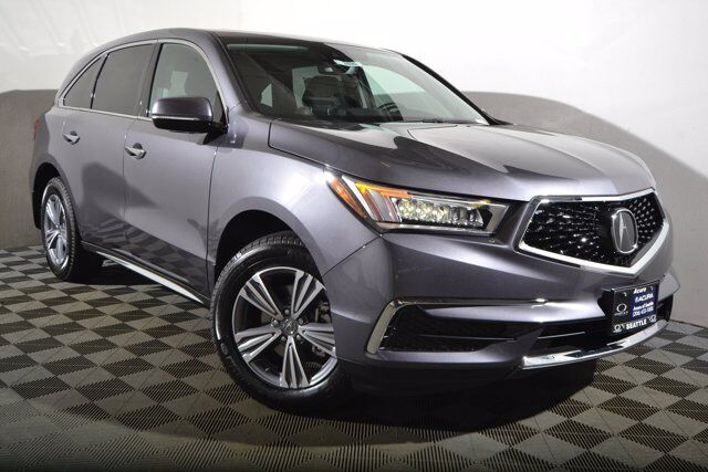 2020 Acura MDX 3.5L Seattle WA