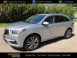 2020 Acura MDX 9-Spd AT SH-AWD w/Advance and Entertainment