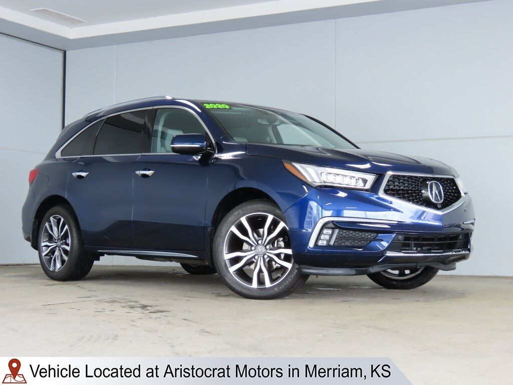 2020 Acura MDX Advance Merriam KS