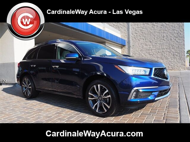 2020 Acura MDX Advance Package Las Vegas NV