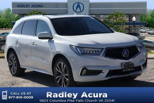 2020 Acura MDX Advance SH-AWD Falls Church VA