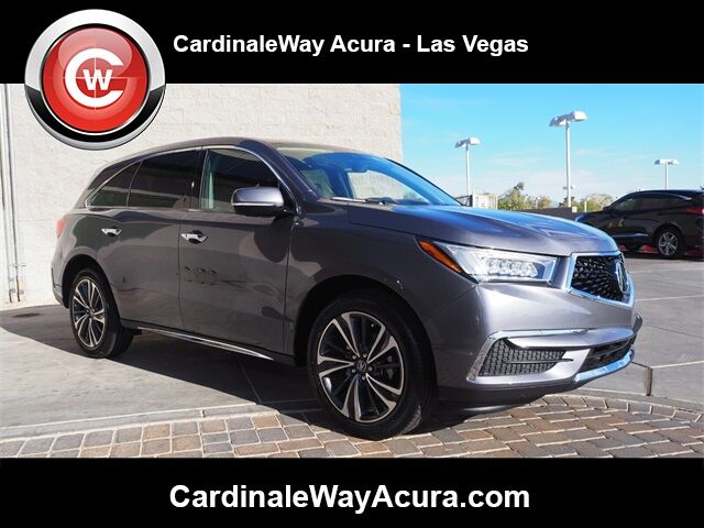 2020 Acura MDX SH-AWD Technology Package Las Vegas NV