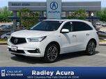 2020 Acura MDX Sport Hybrid Advance Package SH-AWD