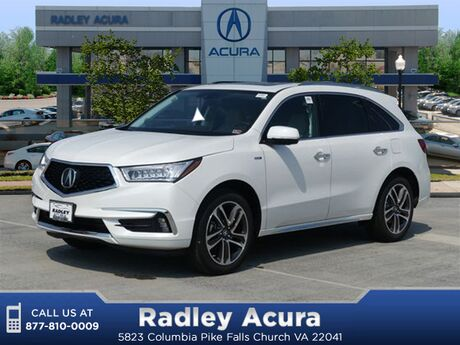2020 Acura MDX Sport Hybrid Advance Package SH-AWD Falls Church VA