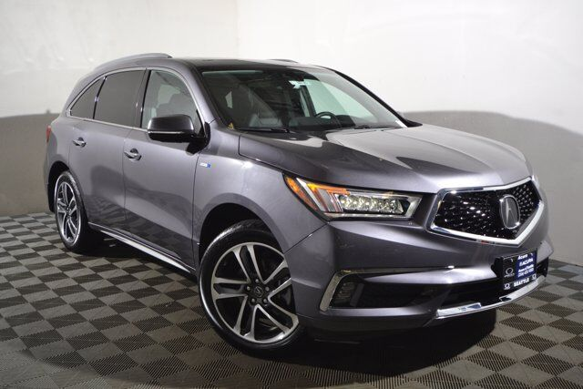 2020 Acura MDX Sport Hybrid w/Advance Pkg Seattle WA