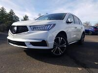 Acura MDX Technology 2020