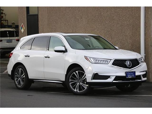 2020 Acura MDX Technology Package SH-AWD Salem OR