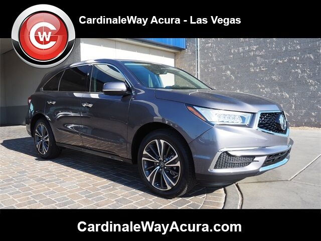 2020 Acura MDX Technology Package Las Vegas NV