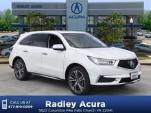2020_Acura_MDX_Technology_ Northern VA DC
