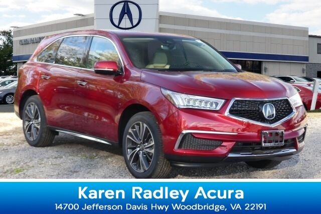2020 Acura MDX Technology Woodbridge VA