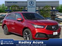 Acura MDX Technology & A-Spec Packages SH-AWD 2020