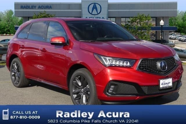 2020 Acura MDX Technology & A-Spec Packages SH-AWD Falls Church VA