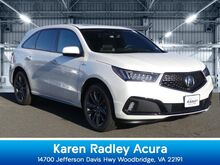 2020_Acura_MDX_Technology & A-Spec Packages_ Northern VA DC