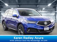 Acura MDX Technology & A-Spec Packages 2020