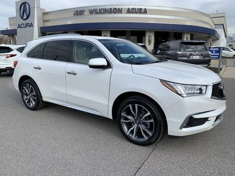 2020 Acura MDX w/Advance Pkg Salt Lake City UT