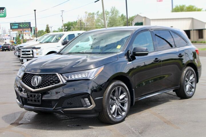 2020 Acura MDX w/Technology/A-Spec Pkg Fort Wayne Auburn and Kendallville IN