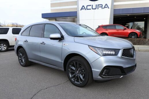 2020 Acura MDX w/Technology/A-Spec Pkg Salt Lake City UT