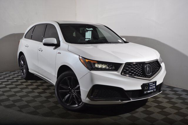 2020 Acura MDX w/Technology/A-Spec Pkg Seattle WA