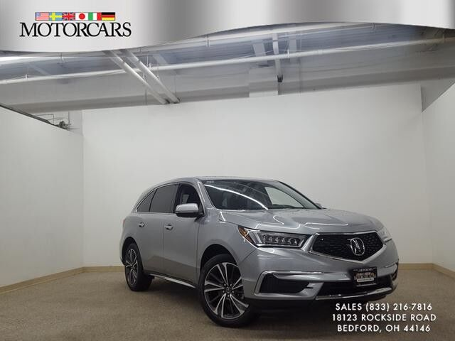 2020 Acura MDX w/Technology Pkg Bedford OH