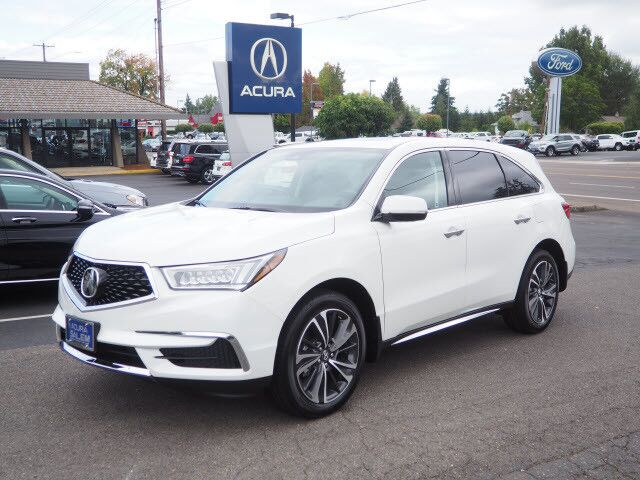 2020 Acura MDX w/Technology Pkg Salem OR
