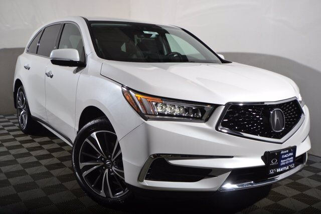 2020 Acura MDX w/Technology Pkg Seattle WA