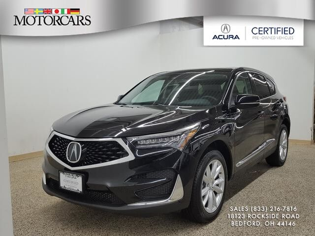 2020 Acura RDX  Bedford OH