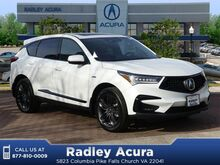 2020_Acura_RDX_A-Spec Package_ Falls Church VA