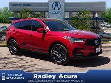 2020_Acura_RDX_A-Spec Package SH-AWD_ Falls Church VA