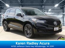 2020_Acura_RDX_A-Spec Package SH-AWD_ Woodbridge VA