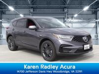 Acura RDX A-Spec Package 2020
