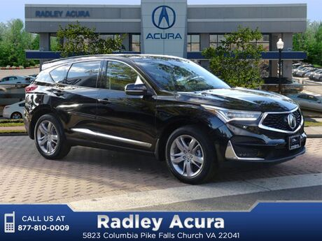 2020 Acura RDX Advance Package Falls Church VA