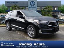 2020_Acura_RDX_Advance Package_ Falls Church VA