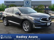 2020_Acura_RDX_Advance Package SH-AWD_ Falls Church VA