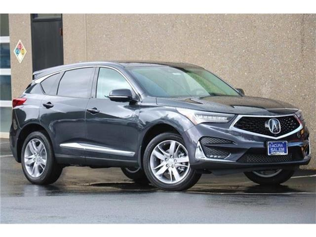 2020 Acura RDX Advance Package SH-AWD Salem OR