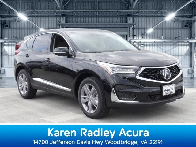 2020 Acura Rdx Advance Package Woodbridge Va 35262112