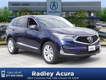 2020_Acura_RDX_Base_ Falls Church VA