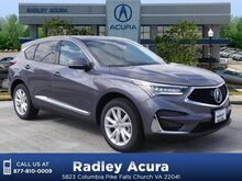 2020_Acura_RDX_Base SH-AWD_ Falls Church VA