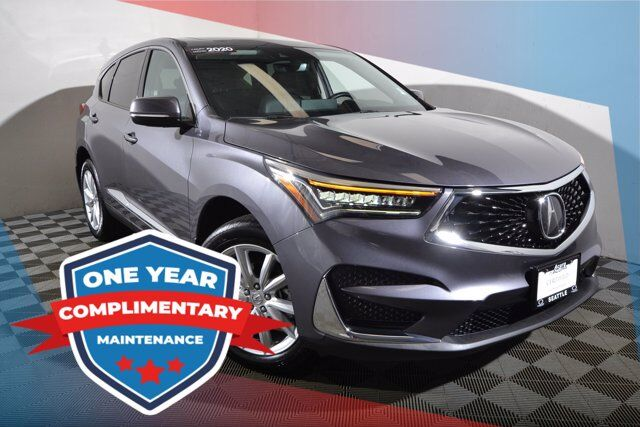 2020 Acura RDX Base SH-AWD Seattle WA