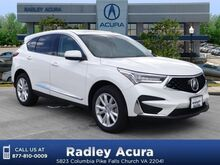 2020_Acura_RDX_Base_ Northern VA DC