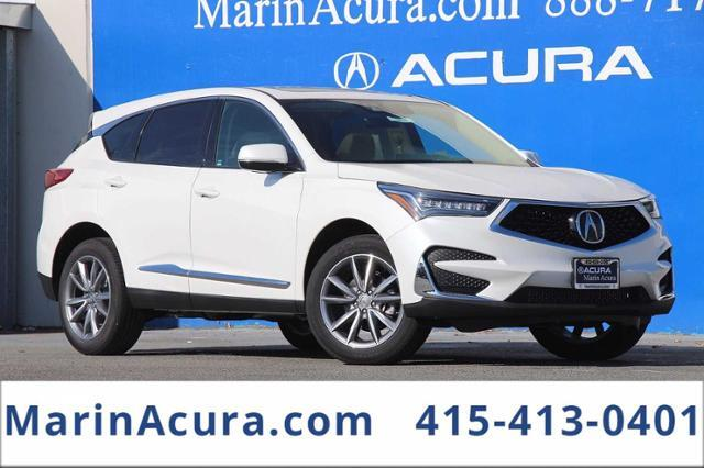 2020_Acura_RDX_FWD w/Technology Pkg_ Bay Area CA