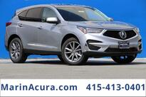 Acura RDX SH-AWD with Technology Package 2020