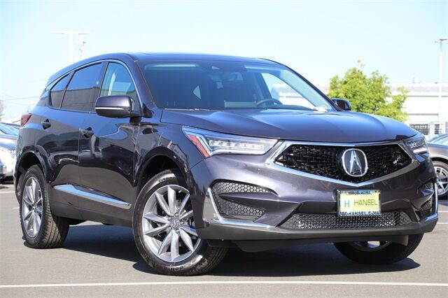 2020 Acura RDX Technology Package Santa Rosa CA