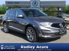 2020_Acura_RDX_Technology Package_ Falls Church VA