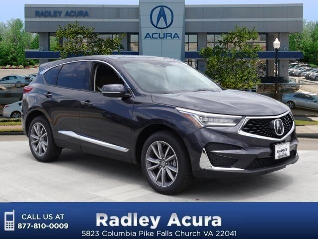 2020 Acura RDX Technology Package Falls Church VA