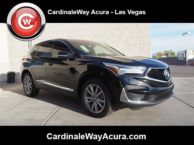 2020 Acura RDX Technology Package Las Vegas NV